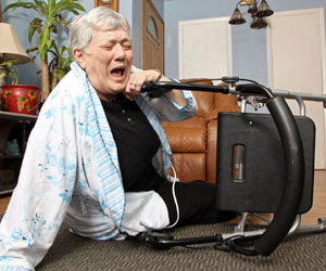Many nursing home falls are preventable.
