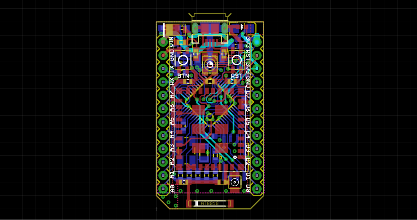 Your First Prototype Fabrication Specifications And Gerber Files 1 An Eagle Board Example Schematic