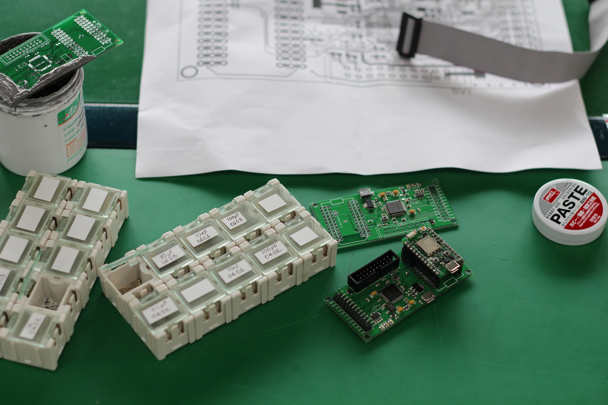 Your First Prototype Assembly Tips And Techniques 3 Creating A Microcontroller Circuit Board Build Electronic Circuits 2 Production