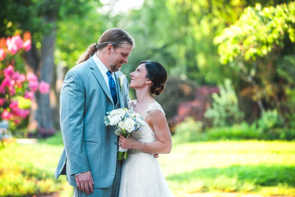 KATIE & DARREN - Wedding in South Carolina