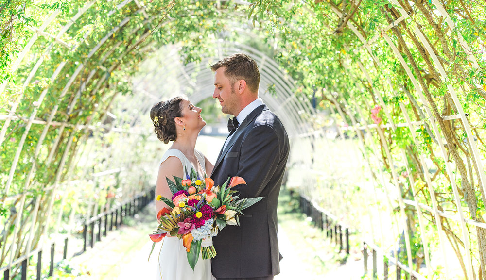 BJ & TC - Wedding in Jacksonville