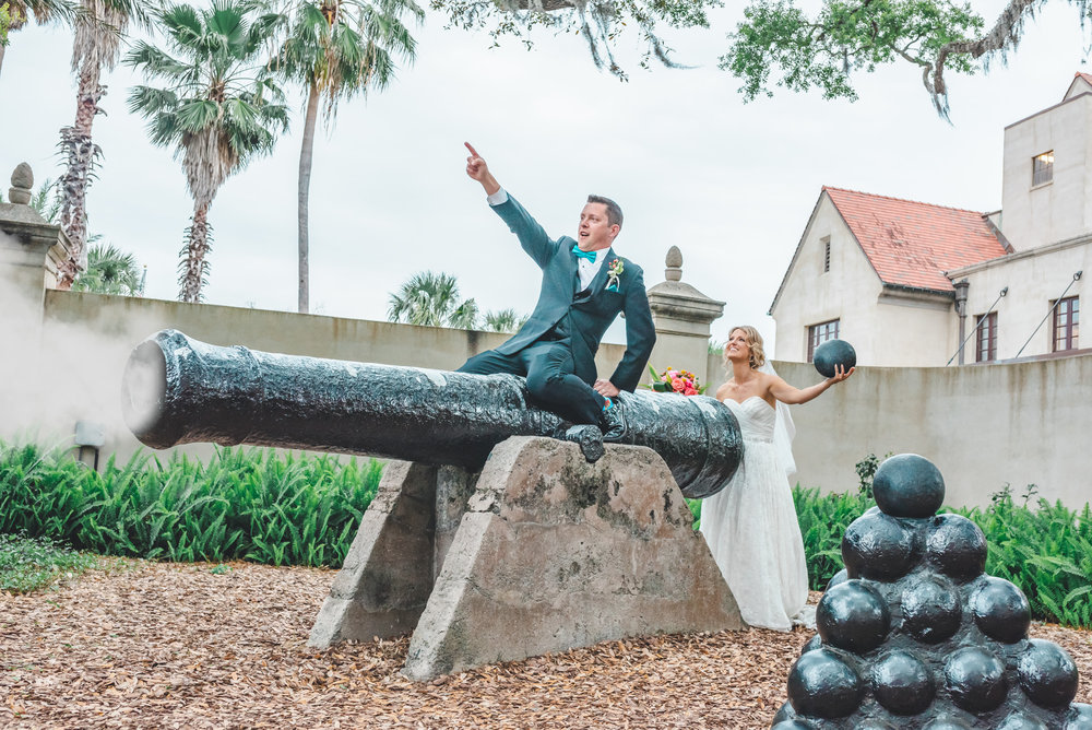 Stephanie + Adam   The weather was perfect, the location was phenomenal, and love was soaring through the air…         Their Wedding >