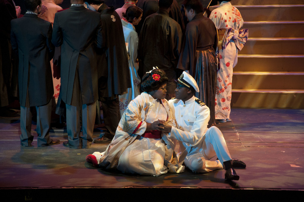 Pinkerton in   Madama Butterfly