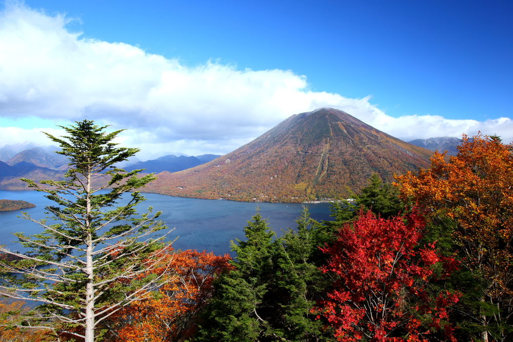 Fuji Mountain in Japan