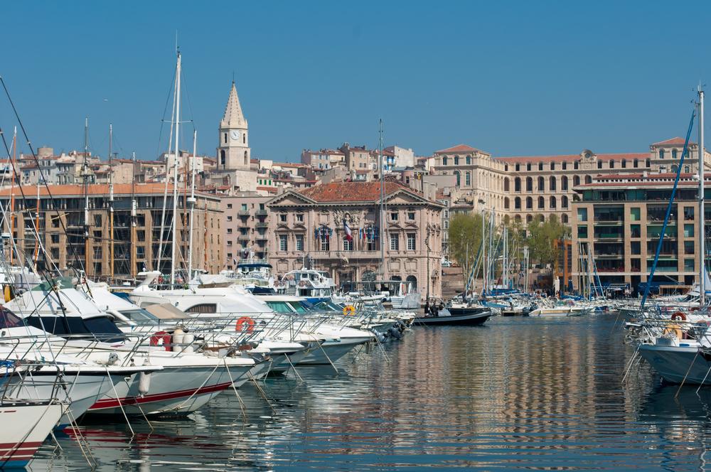Marseile Port