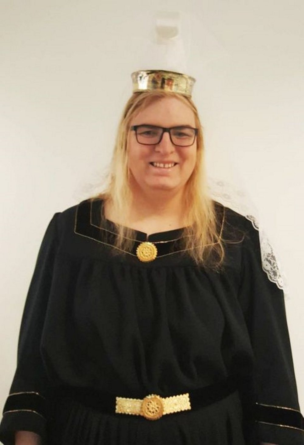 That transgender hag used to represent a woman, and the motherland, for Þjóðhátíðardagurinn (Iceland National Day)