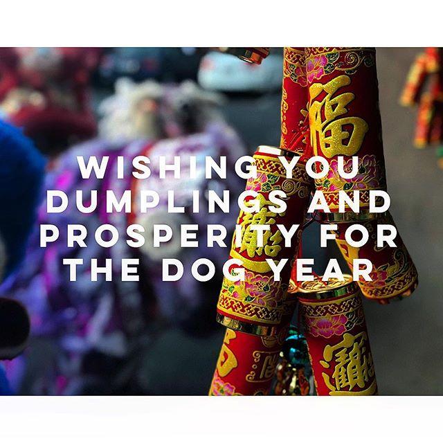#🥟 #💵 #🐕 #HappyChineseNewYear  #YearOfTheDog