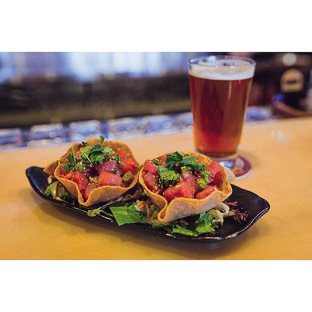 It's Happy Hour at Shanghai Saloon so pull up a stool for our signature jalapeño tuna tostadas and a local San Diego craft beer. Check out our website for our full draft list of 30+ beers on tap!