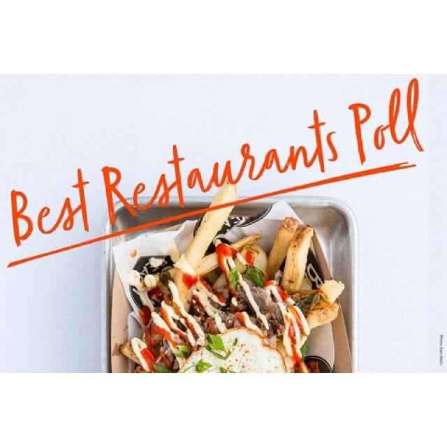 "Today is the last day to cast your ballot for Dumpling Inn as the ""Best Chinese"" restaurant in San Diego! A vote automatically enters you to win an $200 gift card to Poseidon's! Link in bio."