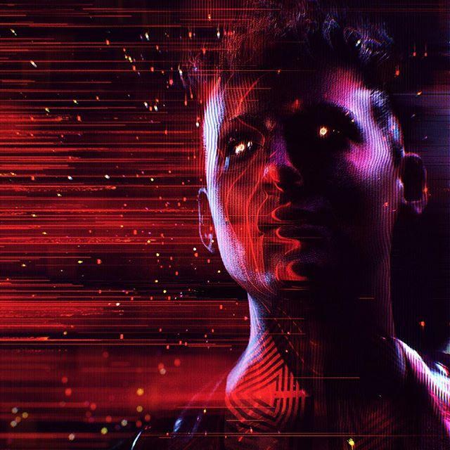 Burner 02 #c4d #concept #character #octanerender #aftereffects #cyberpunk