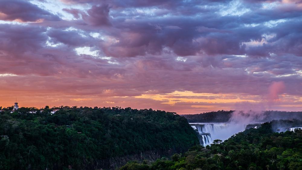 Argentinian Iguazu Morning.Fuji X-T1 - 18-135mm