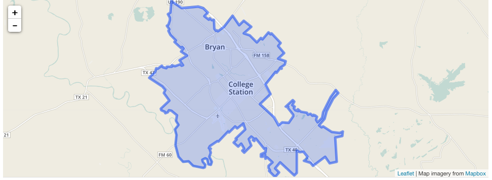 Map Of Texas House District 60 | Twitterleesclub