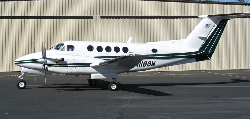 BEECH KING AIR 300