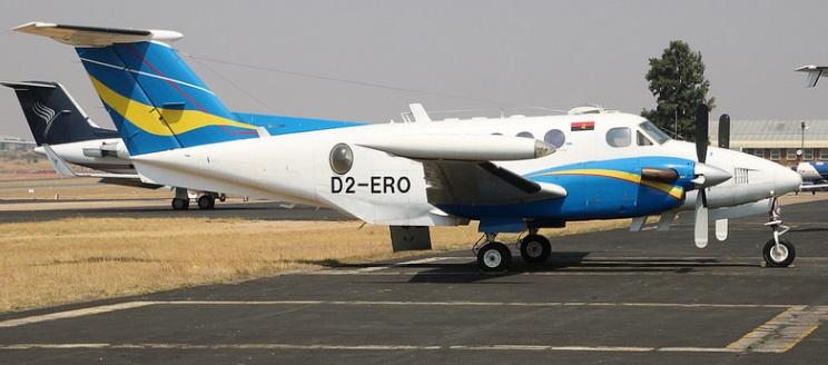 King Air 200T