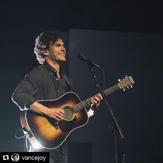 Want to win tickets to see @vancejoy tomorrow at @ascend_amphitheater? All you have to do is follow @pickersvodka on Instagram and tag a friend you'd like to take with you below. Randomly selected winners will be announced tomorrow morning. *No purchase necessary*  Repost: @vancejoy 📷 @bradcauchy  #win #vancejoy #ascend #ascendamphtheatre #music #Nashville #LiveMusic #Wednesday