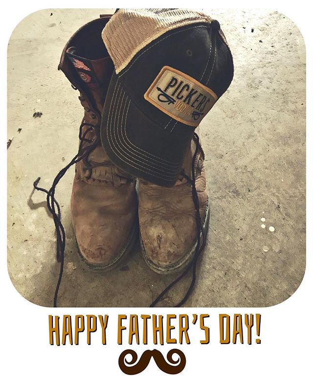 Happy Father's Day to all you hard-working dads out there! Take your shoes off and enjoy a relaxing Sunday afternoon with some @pickersvodka.  #pickersvodka #fathersday #penningtondistillingco