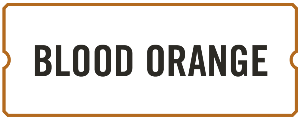 Pickers Blood Orange Vodka