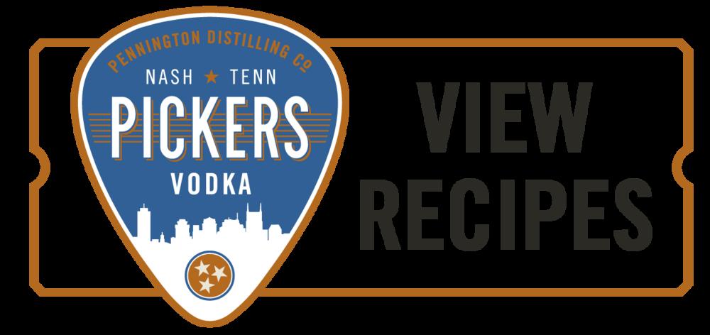 Pickers Vodka Recipes