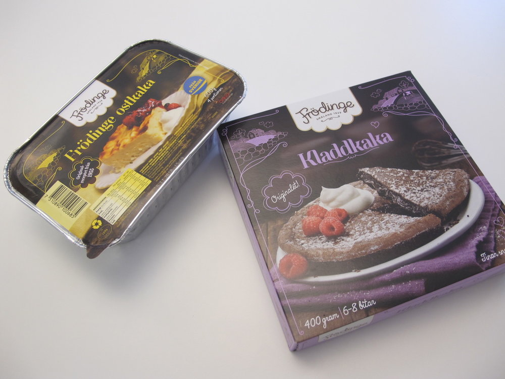 Frödinge , a company in southern Sweden producing frozen desserts and baked goods, reduced its carbon footprint using a pellet steam boiler and local bioenergy resources.