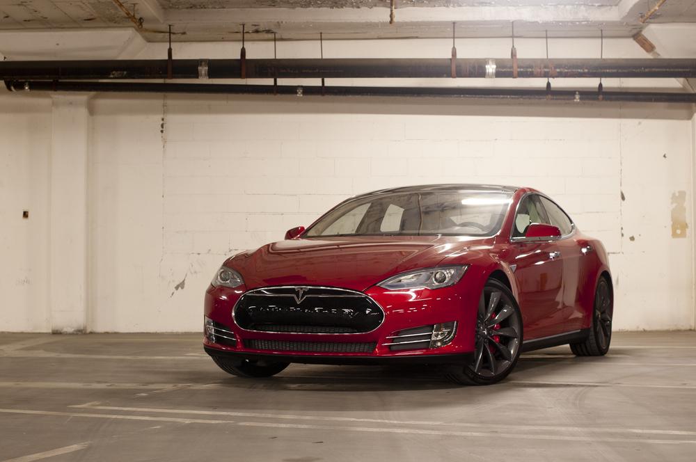 2015 Tesla Model S P85S