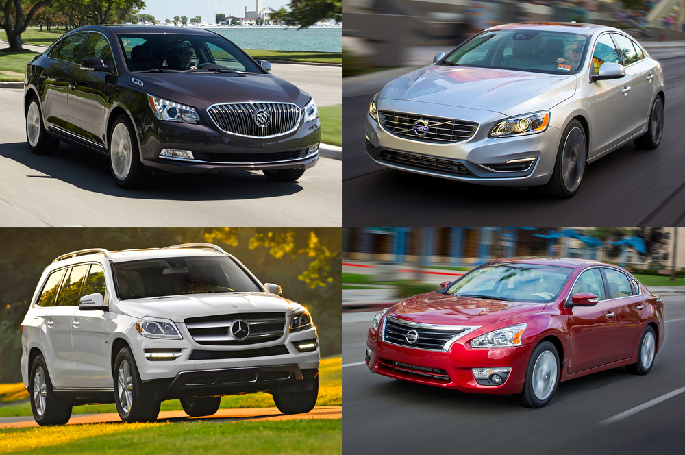 Top 15 Most Comfortable Cars