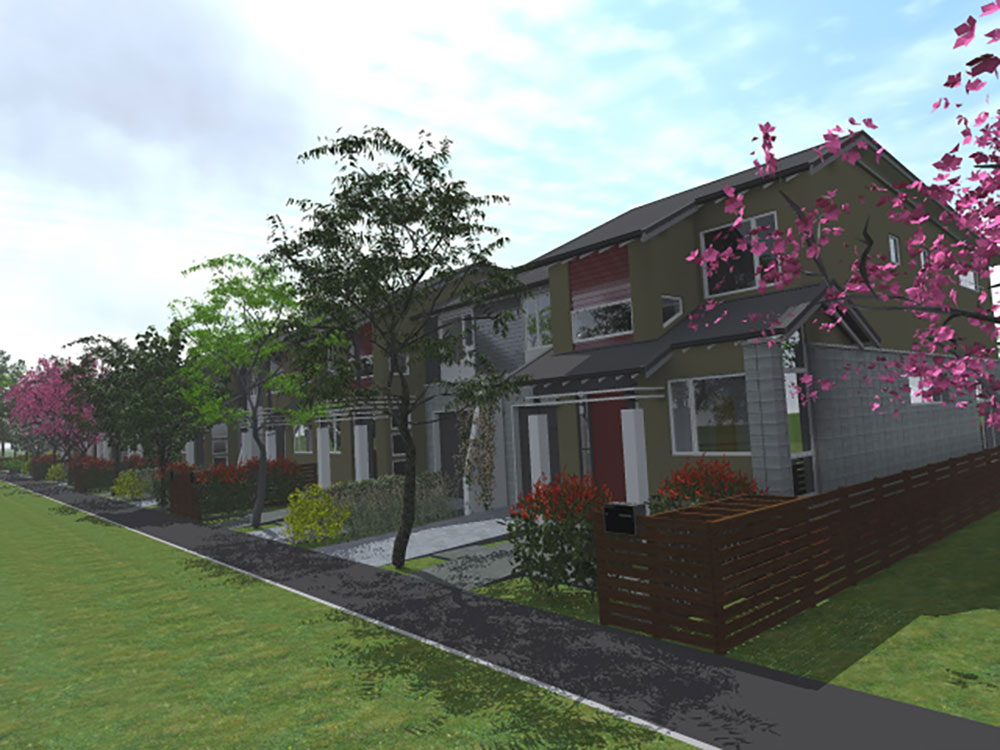 Awatea Road development