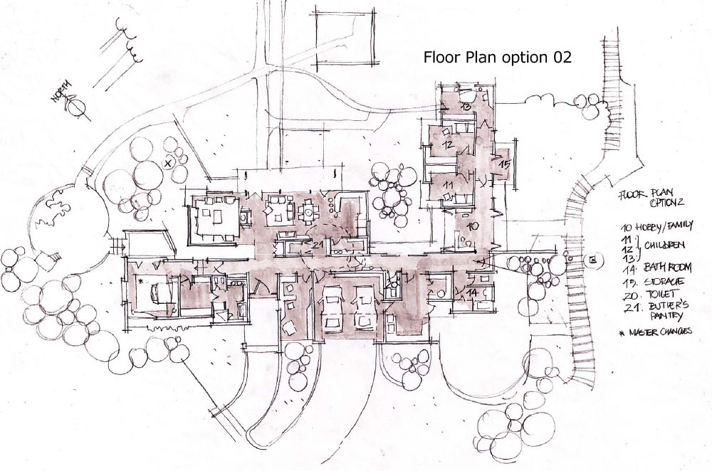 Country house plan2