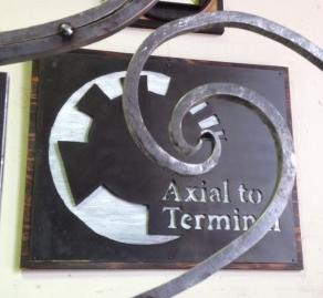 Axial to Terminal