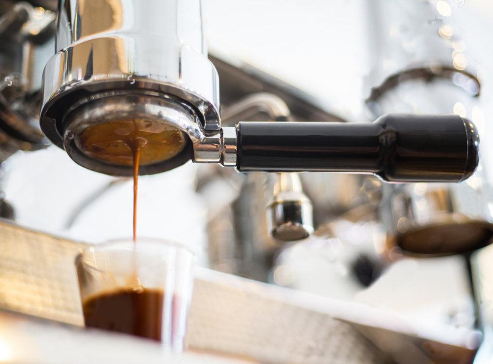 Dutch Cocoa & Espresso - Lorem ipsum dolor sit met, conshctetuer adipiscing elite.