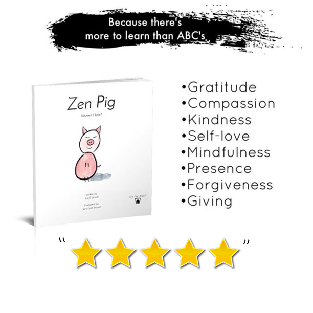 Zen Pig best new children's books
