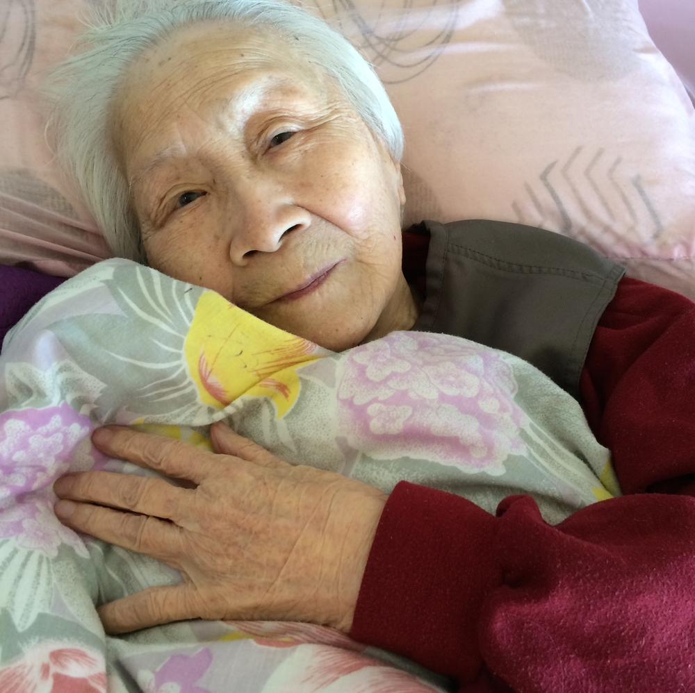 Grandma at 103 (taken June 2015)
