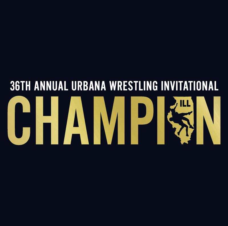 Urbana Wrestling Champions