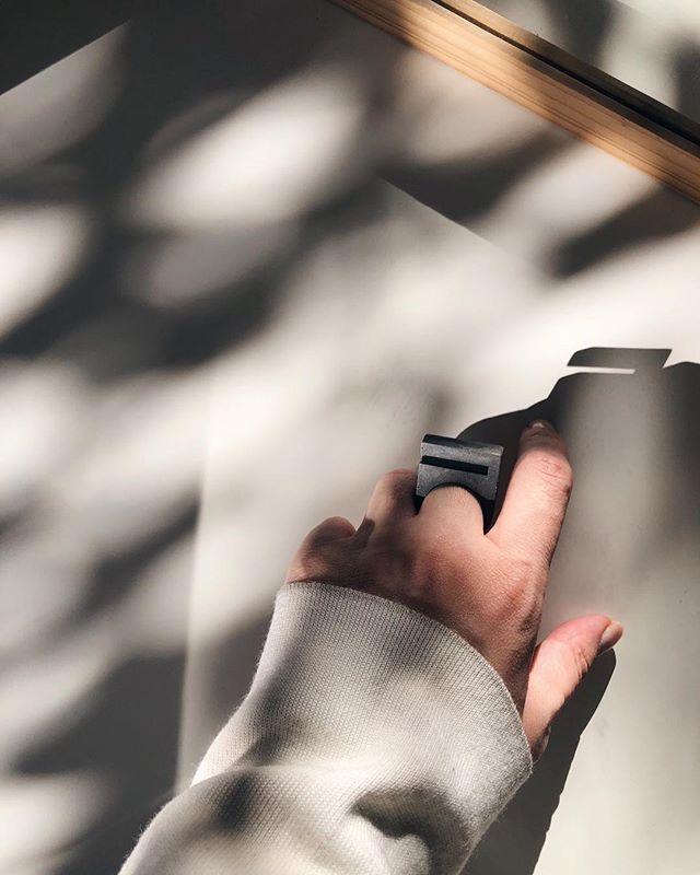 Somethings can only be seen in the shadows.⠀ #newyork #jewelry #cementjewel #ring #minimalism #cement #newyorker #vogue #igersmanhattan #rentalmag #broadmag #losangeles #jewelryart #ny #minimalism #minimalmag #allure #bazaar #instagood #instadaily #fashion #stylish #ootd #manhattan #minimAl #cerealmag #ignant #elegant #ootd #style⠀