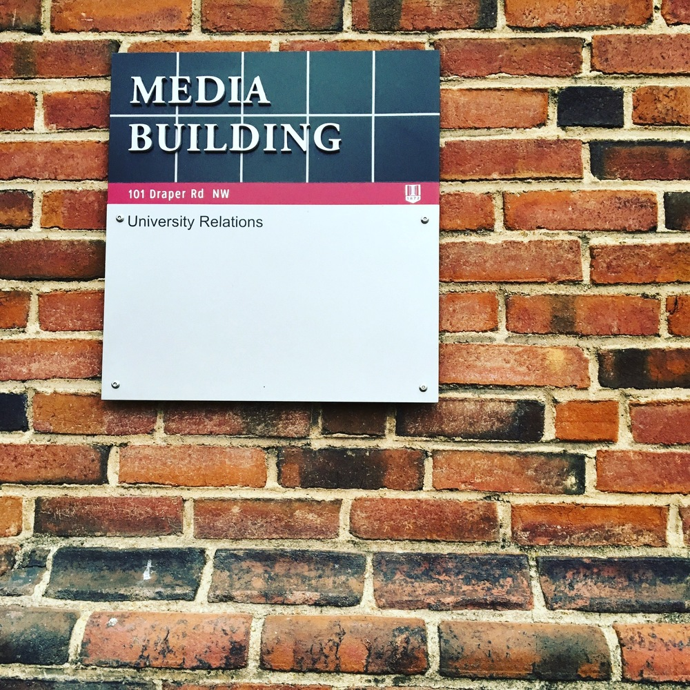 Virginia Tech Media Building - Podcast with Amanda Zehner