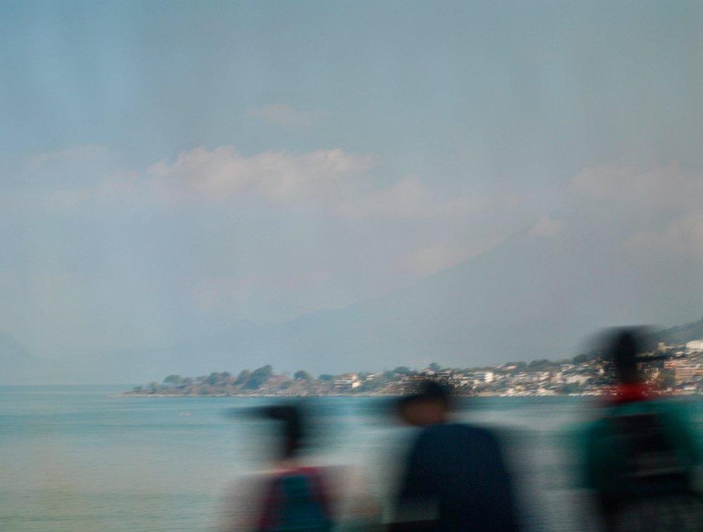 San Juan from afar.