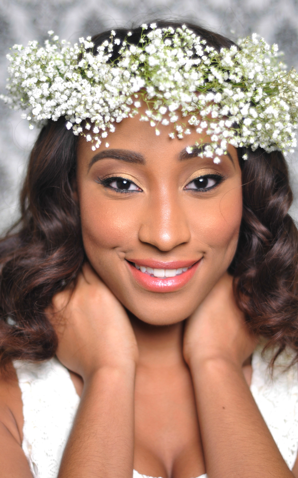 wedding makeup bridal makeup african american bride
