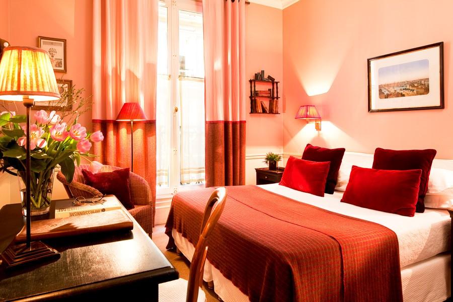 FRANCE-Paris-Hotel Sainte Beuve-Room.jpg