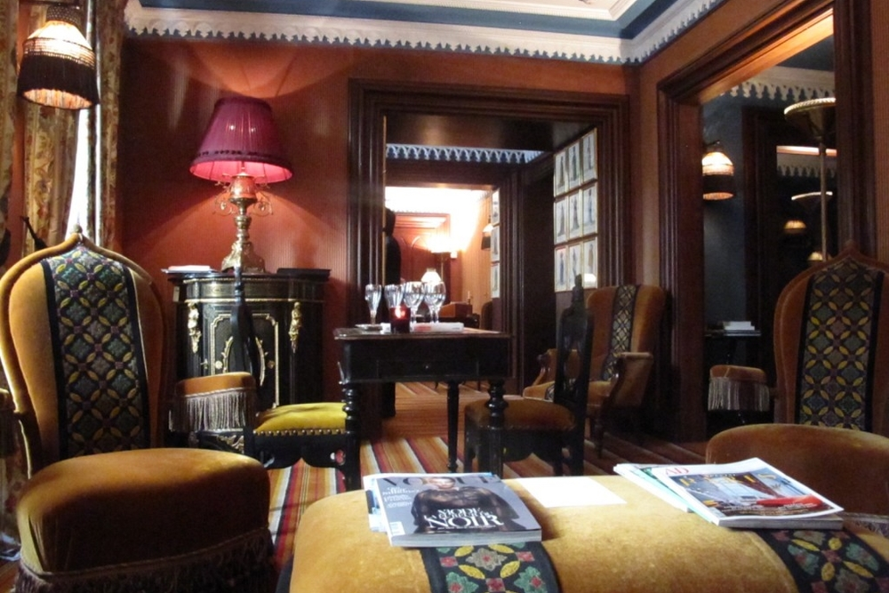 FRANCE-Paris-Hotel Bourg Tibourg-common areas.jpg