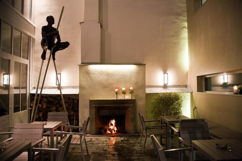 FRANCE-Paris -Hotel-Jules-et-Jim- outdoor fireplace.jpg