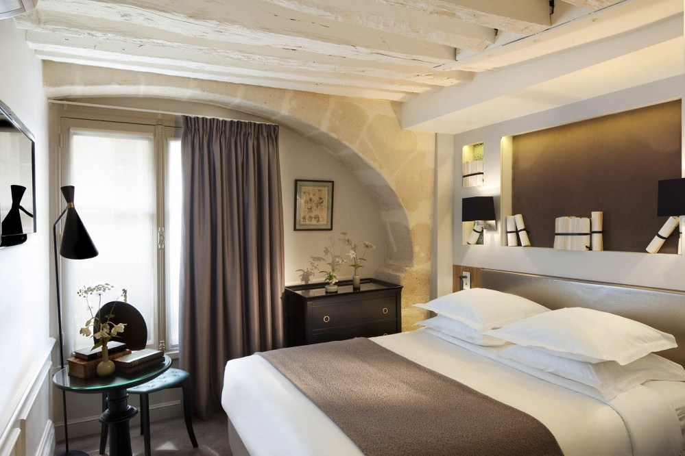 FRANCE-Paris-Hotel Verneuil-Room Sample #2.jpg