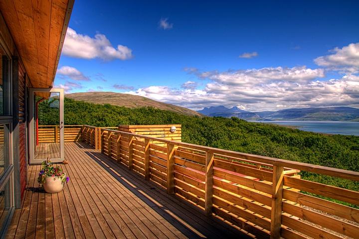 ICELAND-Glymur-Hotel Glymur-Cottage terrace.jpg