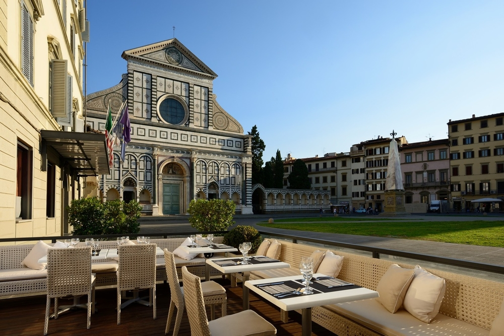 ITALY-Florence - Grand Hotel Minerva -Al_Fresco_Restaurant_By_Day.jpg