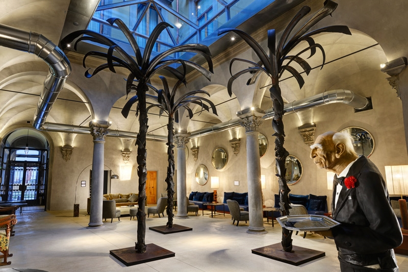 ITALY-Florence-Hotel Garibaldi Blu-Lobby.jpg