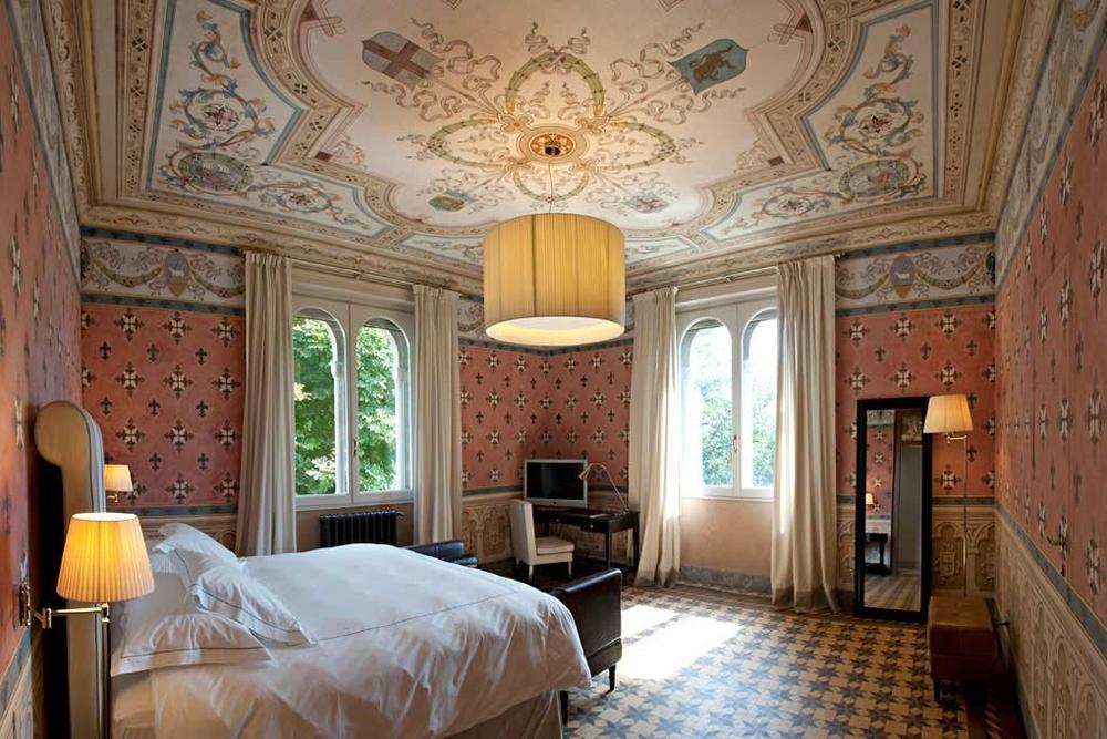 ITALY-Piedmont Region-Villa Pattono - Superior fresco room.jpg
