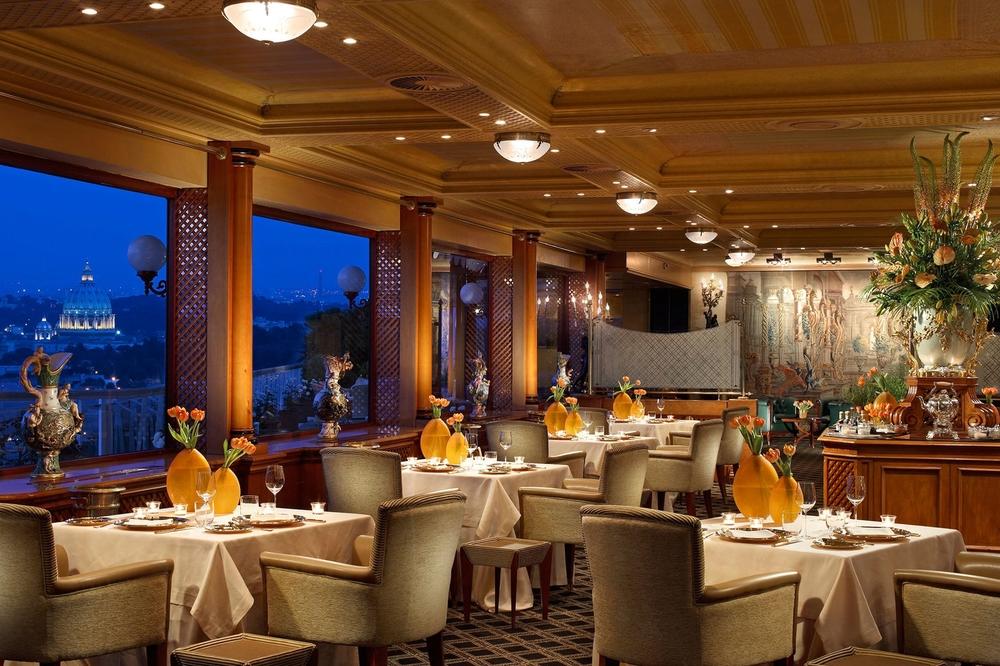 ITALY-Rome Cavelieri Waldorf - Restaurant.jpg