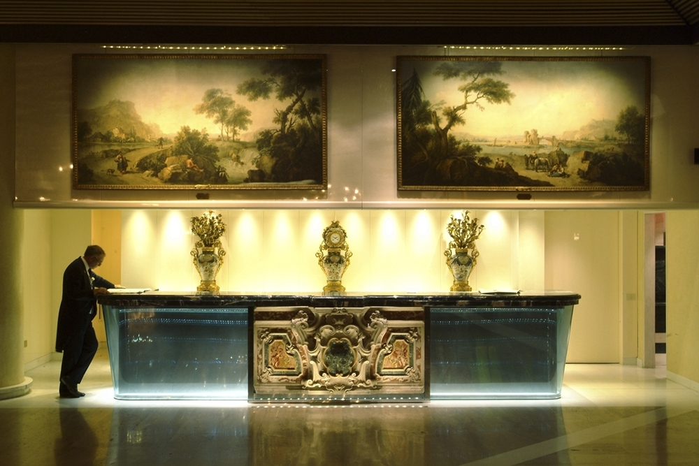 ITALY-Rome Cavelieri Waldorf-Concierge desk.jpg