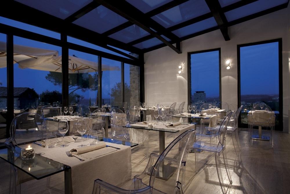 ITALY-Tuscany-Poggio Piglia-Restaurant Night .jpg