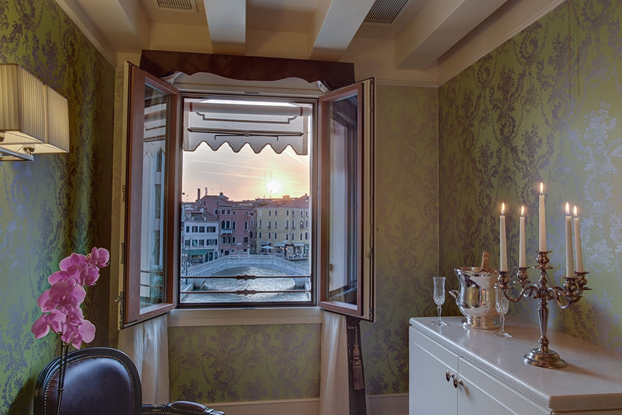 ITALY-Venice-Hotel Moresco-View from Chestnut Vendors Room.jpg
