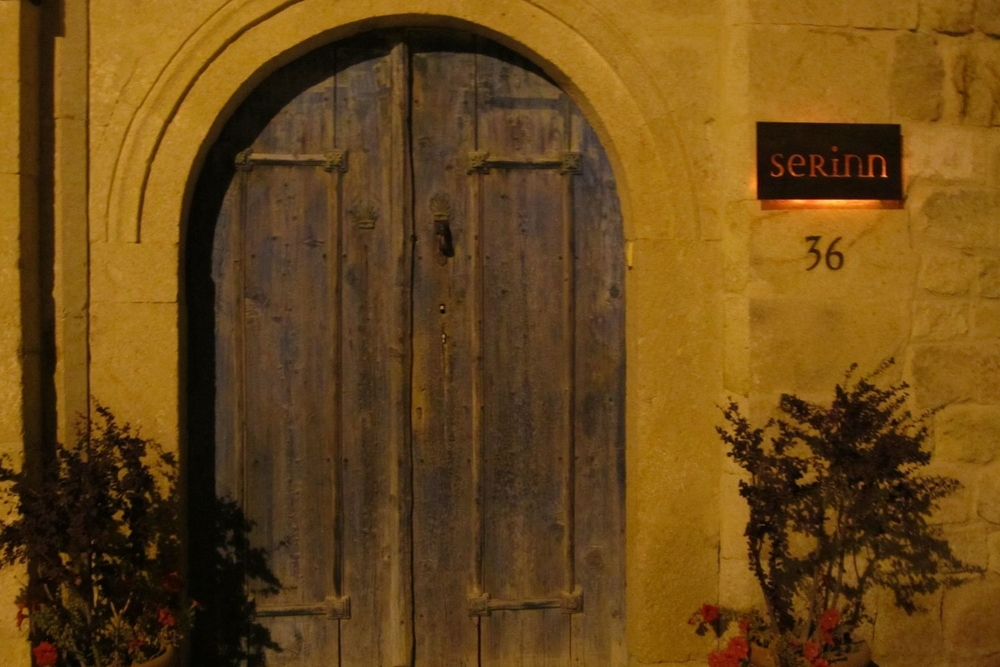 TURKEY - Serinn House Door Night.jpg
