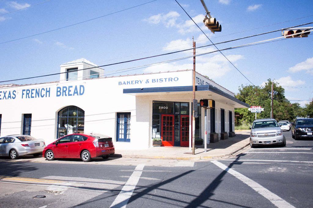 Texas French Bread Elizabeth Jones